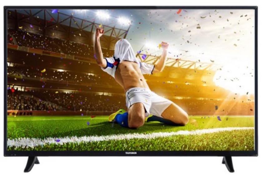 Primedeal: Telefunken XF48B400 122 cm (48 Zoll) Fernseher (Full-HD, Triple Tuner, Smart TV) [Energieklasse A+] für nur 329,99 Euro inkl. Versand