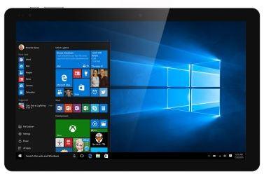 CHUWI HiBook 10,1″ 2 in 1 Ultrabook Tablet (Windows + Android 5.1, Quad Core 1,44GHz, 4GB RAM, 64GB) in Grau für nur 150,25 Euro inkl. Versand