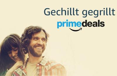 Nur heute: Amazon Prime Deals Tag mit Allem für die nächste Grill-Party