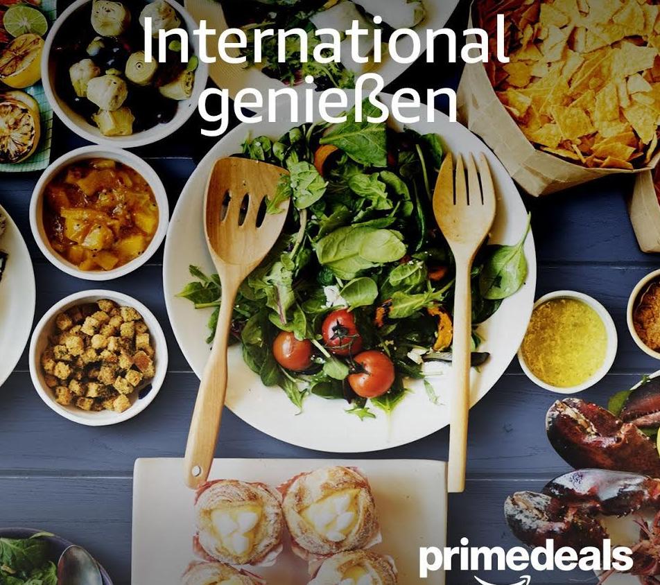 Nur heute – Der Amazon Prime Deals Tag mit vielen exklusiven Prime Angeboten