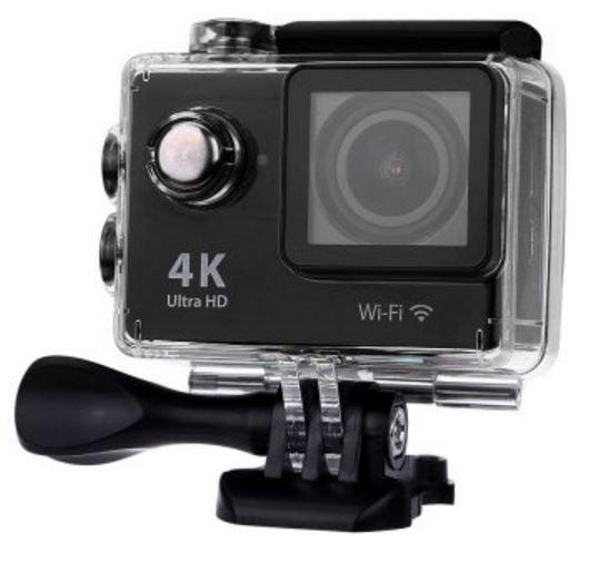 Absoluter Bestpreis! H9 Ultra HD Action Camera (4K, WiFi, wasserdichtes Case) nur 18,83 Euro inkl. Versand