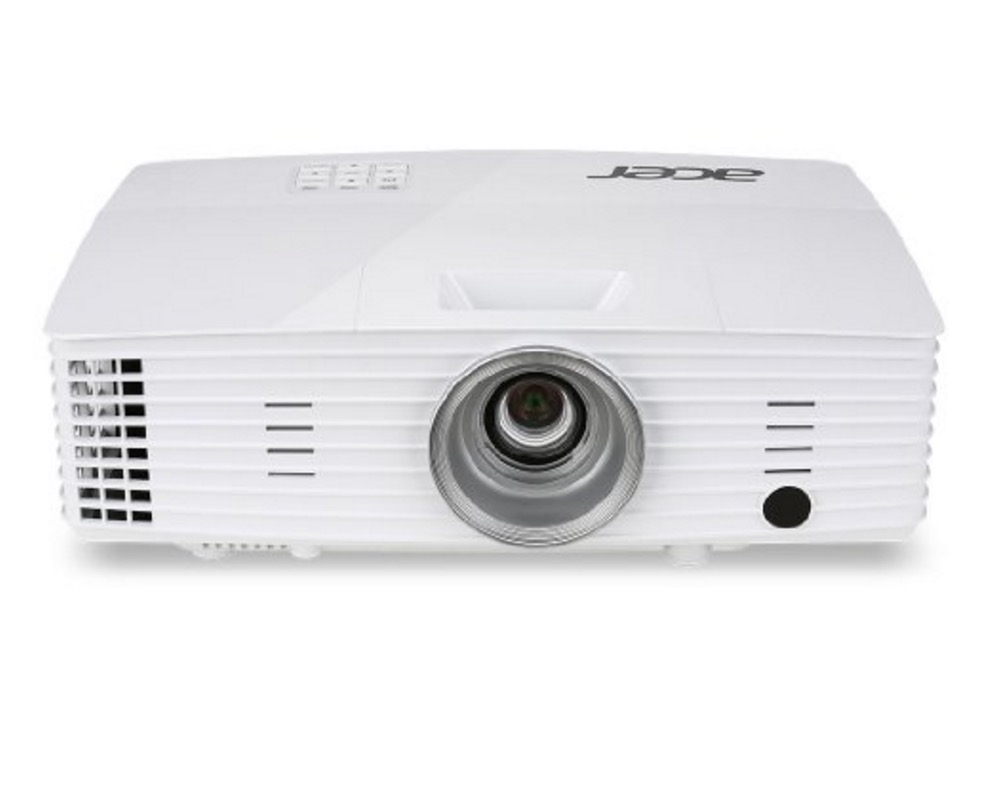 Acer X1385WH TCO DLP-Projektor (WXGA, Kontrast 20000:1, 1280 x 800 Pixel, 3.200 ANSI Lumen) für nur 355,- Euro inkl. Versand
