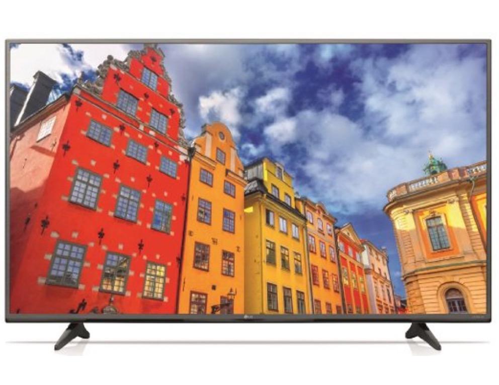 55 Zoll LG 55UF6809 Ultra HD Fernseher für 629,- Euro inkl. Versand