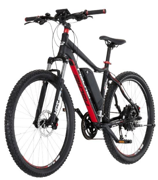 E-Bike Fischer Mountainbike Hardtail Proline EM1614 Shimano mit 24-Gang Deore in 27,5″ und 25km/h nur 1111,- Euro inkl. Lieferung