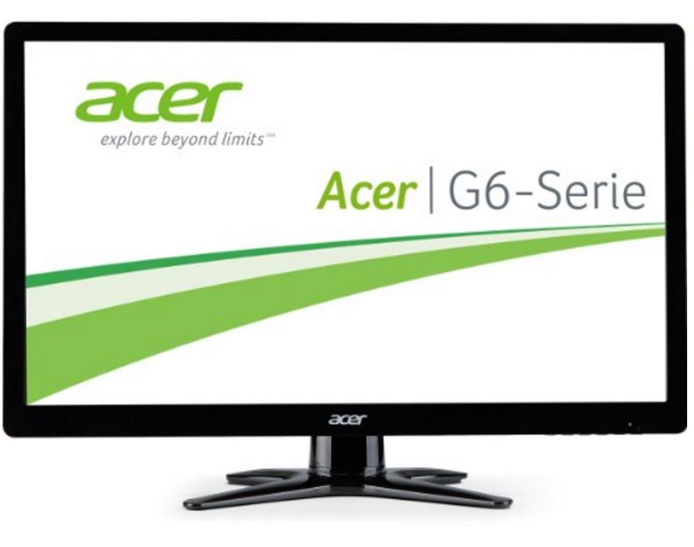 Acer G236HLBbid 58,4cm (23 Zoll) Monitor (VGA, DVI, HDMI, 5ms Reaktionszeit) für nur 99,- Euro inkl. Versand