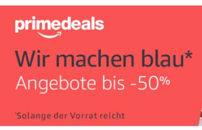 Nur heute: Amazon Prime Deals Tag – die wir machen blau Angebote