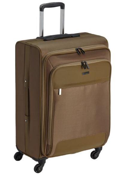 Preisfehler? Calvin Klein Laptop Rollkoffer, 68 cm, 66 L in Grau für nur 66,01 Euro inkl. Versand (statt 325,- Euro)