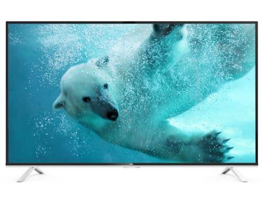 TCL U55S6806S 140 cm (55 Zoll) Fernseher (Ultra HD, Triple Tuner, Smart TV) für nur 599,- Euro inkl. Versand