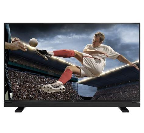 Grundig 55 GFB 6621 140 cm (55 Zoll) Fernseher (Full-HD, HD Triple Tuner, DVB-T2 HD, Smart TV) für nur 499,- Euro inkl. Versand