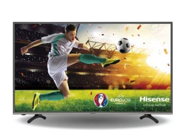 Amazon Tagesangebot: 49″ Hisense H49MEC3050 Ultra-HD Fernseher mit Triple Tuner für 479,99 Euro!