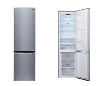 Knaller! LG GBB 530 BLCFS Kühlgefrierkombination + 100,- Euro Media Markt Geschenkkarte für 600,- Euro frei Haus!