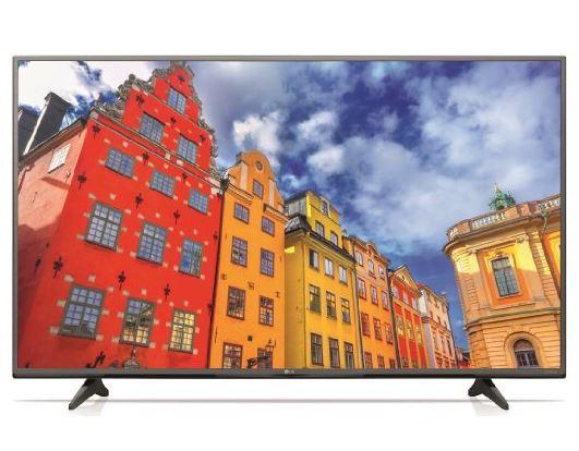 LG 43UF6809 108 cm (43 Zoll) Fernseher (Ultra HD, Smart TV, Triple Tuner) für nur 419,- Euro inkl. Versand