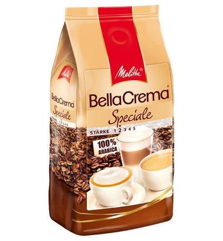 1kg Melitta Ganze Kaffeebohnen BellaCrema Speciale 100 % Arabica (mildes Aroma, leichter Charakter) für nur 8,88 Euro inkl. Primeversand – Im Sparabo sogar für nur 8,44 Euro!