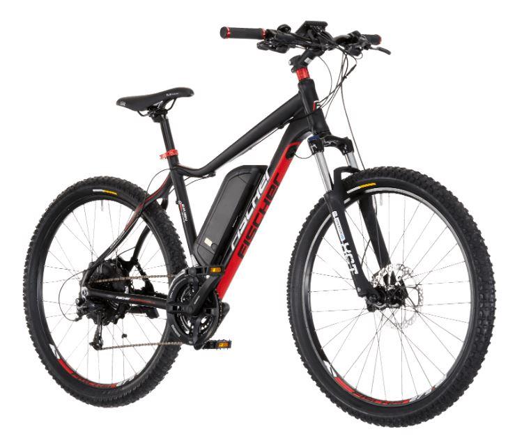 Fischer MTB Hardtail Proline E-Mountainbike für nur 1.111,- Euro inkl. Versand