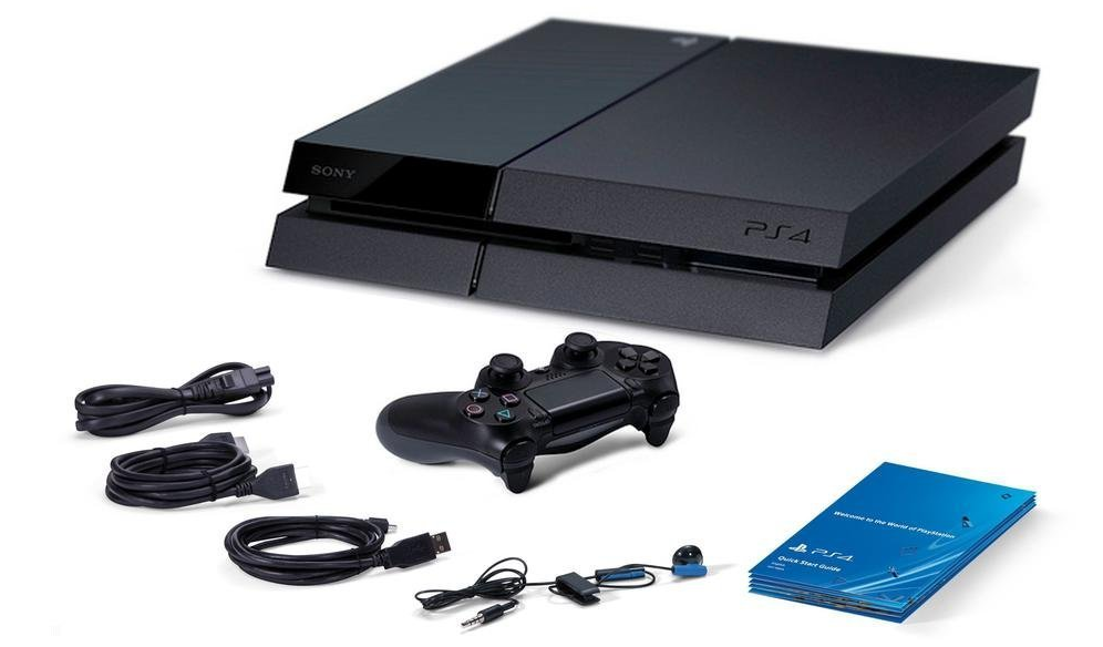 Sony PS4 1TB Edition