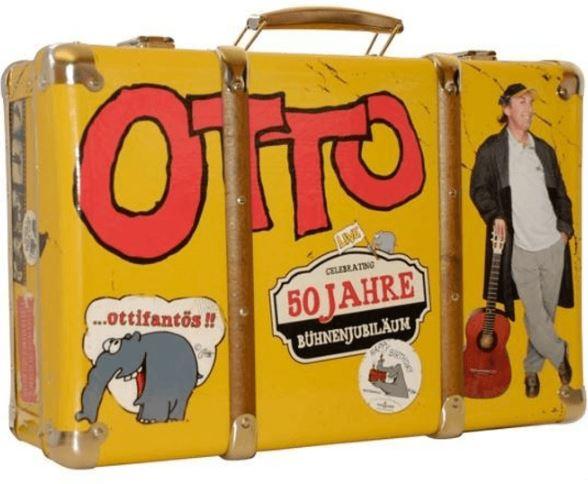 50 Jahre Otto – Koffer Edition [DVD] für nur 125,- Euro inkl. Versand