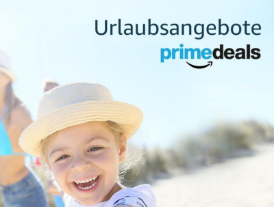 Nur heute: Amazon Prime Deals Tag mit Allem für den Urlaub!