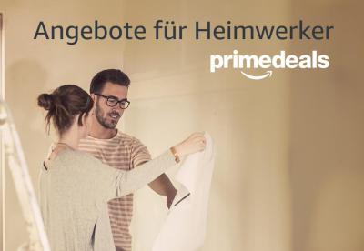 Nur heute: Amazon Prime Deals Tag mit Do it yourself Angeboten!