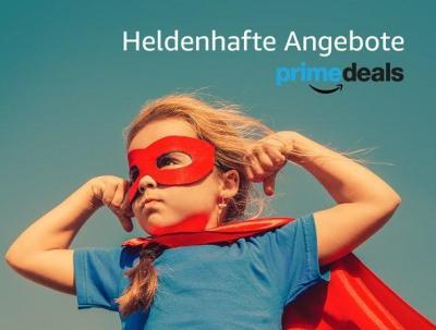 Nur heute: Amazon Prime Deals Tag mit heldenhaften Angeboten!