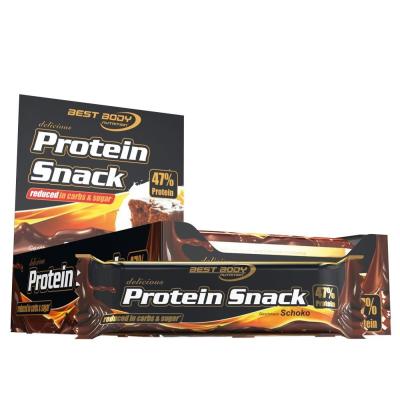 Eiweiss gefällig? Best Body Nutrition Protein Snack (20x40g) für 7,80 Euro inkl. Versand!