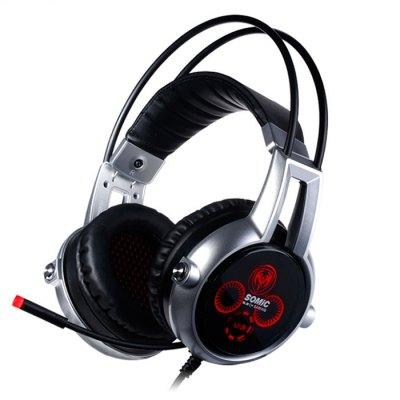 Top! SOMIC E95X 7.1 Vibration Gaming Headset für 42,52 Euro!