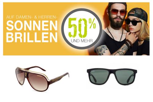 Mindestens 60% auf Sonnenbrillen von Ray Ban, Gucci uvm. bei Zengoes!