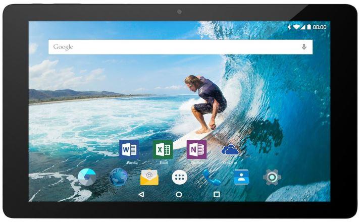 Odys Rapid 10 LTE Tablet (10,1 Zoll, Quad Core, 1GB RAM, 16GB HDD) in Schwarz für nur 119,- Euro inkl. Versand