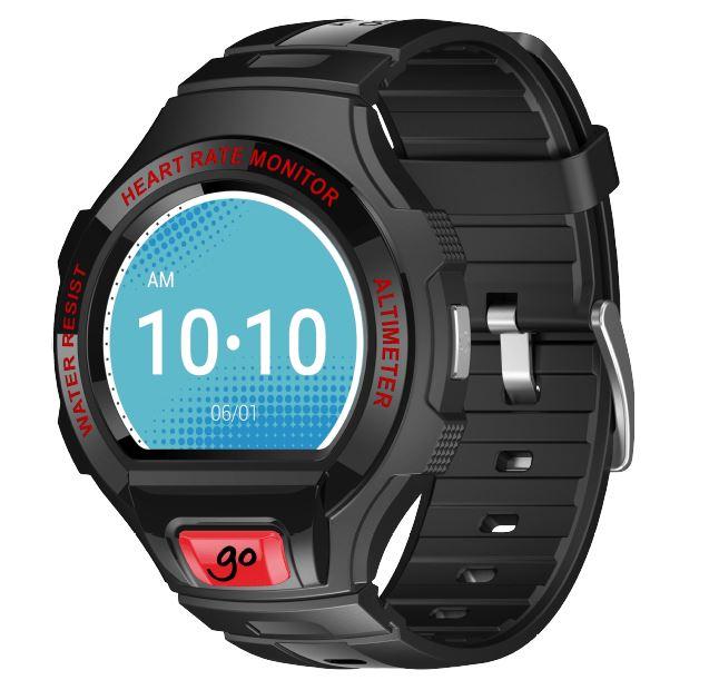 Alcatel One Touch GO Watch SM03 in Schwarz oder Weiß für nur 59,- Euro inkl. Versand