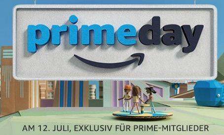 Nur heute Primeday bei Amazon – Primemitgliedschaft kann 1 Monat gratis getestet werden