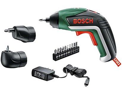 Bosch Akku-Schrauber IXO der 5. Generation im Set nur 44,99 Euro – statt normal 60,- Euro