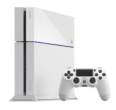 Blitzangebot-Knaller! PlayStation 4 500GB (Zertifiziert und Generalüberholt) in Weiss nur 199,- Euro inkl. Versand
