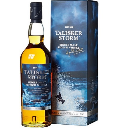 Talisker Storm Single Malt Scotch Whisky (1x 0,7 Liter) für nur 24,99 Euro