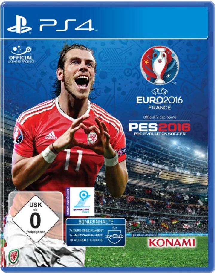 UEFA EURO 2016 für die PS4 für nur 12,97 Euro