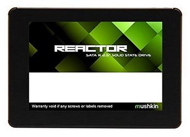 Knaller! Mushkin MKNSSDRE1TB Reactor 7mm SSD 1TB für nur 162,11 Euro inkl. Versand