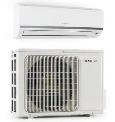 Klarstein Windwaker B9 Inverter Split-Klimaanlage A+ mit Innen- und Außengerät nur 402,99 Euro inkl. Versand