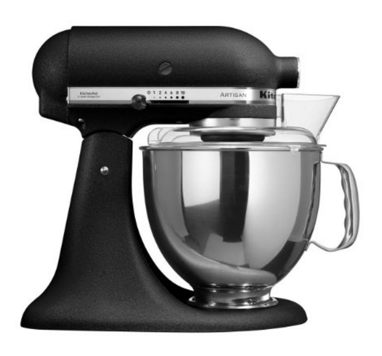 Kitchenaid 5KSM150PSEBK Küchenmaschine in Schwarz für nur 398,- Euro inkl. Versand
