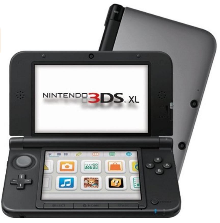 Nintendo 3DS XL in Silber für nur 122,26 Euro inkl. Versand (statt 156,- Euro)