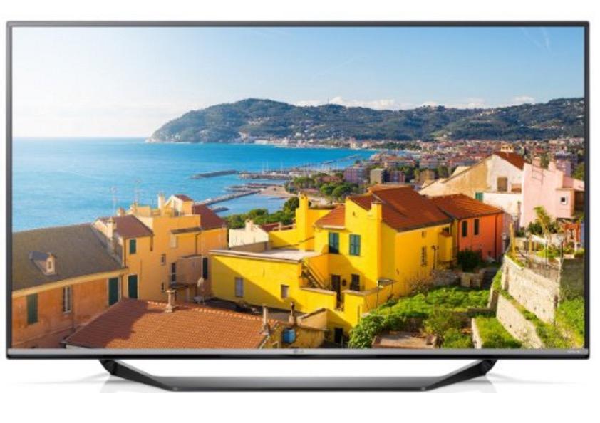LG 49UF7709 123 cm (49 Zoll) Fernseher (Ultra HD, Triple Tuner, Smart TV) für nur 699,- Euro inkl. Versand
