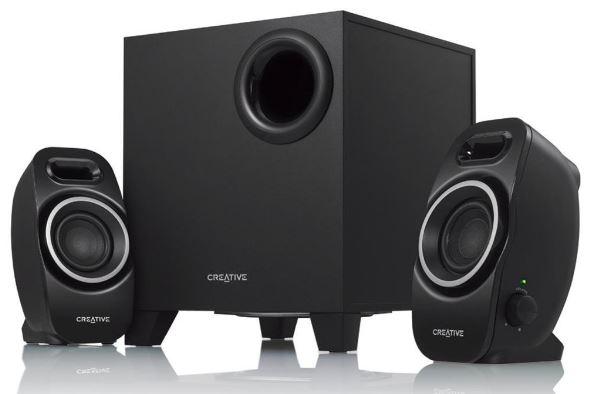 Creative A250 2.1 Lautsprecher-System für nur 19,99 Euro inkl. Primeversand