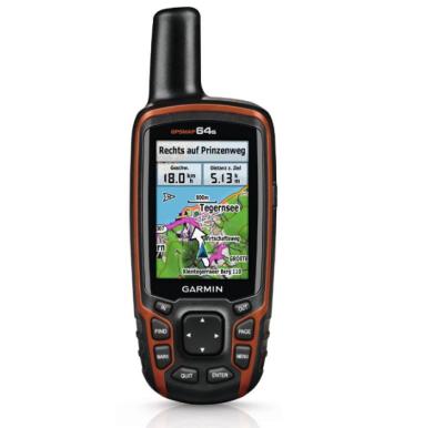 Amazon Tagesangebot: Garmin GPSMAP 64s Navigationshandgerät für 186,99 Euro!