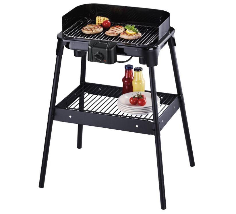 Blitzangebot! Severin PG 2792 Barbecue-Elektrogrill in Schwarz für nur 39,99 Euro inkl. Versand