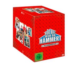Hör mal, wer da hämmert – Komplettbox [DVD] mit Staffel 1-8 für 29,99 Euro