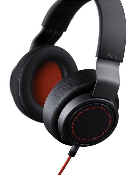 Jabra Vega Noise Cancelling Over-Ear-Kopfhörer (Freisprechfunktion, inkl. Audioadapter für Flugzeugsitz) für nur 119,- Euro inkl. Versand