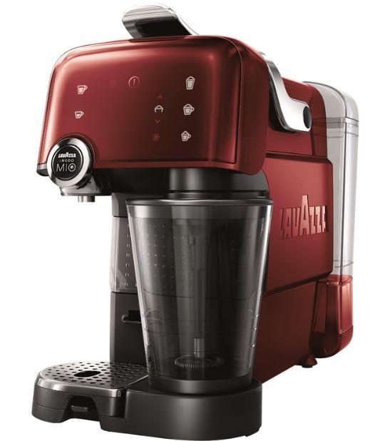 Lavazza LM7000 Fantasia mit integriertem Milchschäumer in versch. Farben für nur 89,95 Euro inkl. Versand