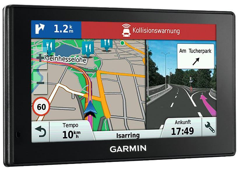 5″ Garmin DriveAssist 50 LMT-D EU Navigationsgerät (Touch-Glasdisplay, lebenslange Kartenupdates, Dash Cam) für nur 253,79 Euro inkl. Versand