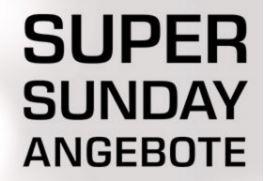 Bis Montag 9:00 Uhr: Die Saturn Super Sunday-Angebote im Überblick!