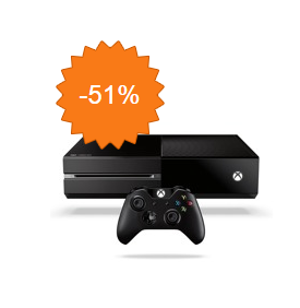 microsoft xbox one 500 gb inkl wireless controller. Black Bedroom Furniture Sets. Home Design Ideas