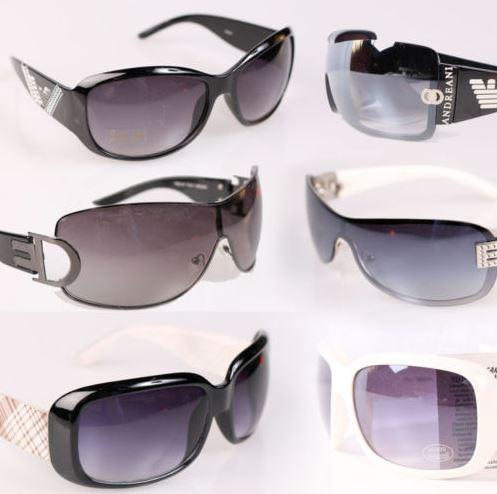 Viele verschiedene Andreani Damen Sommer Sonnenbrillen