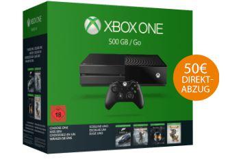 Knaller! 50,- Euro Rabatt + 2. Controller gratis bei allen Xbox Bundles