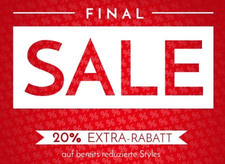 Nur bis Sonntag! Bis zu 50% Rabatt im Buffalo Sale + 20% Gutscheincode und versandkostenfreie Lieferung!